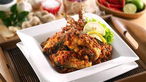 menu spesial ikan bandeng bumbu bali merahputih