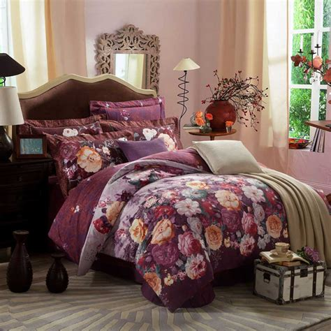 Designer Duvet Covers by Floral Pattern Design Duvet Cover Sets Ebeddingsets
