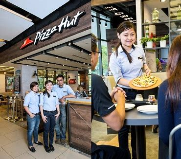 Beefeater Kitchen Manager Salary by At Kfc And Pizza Hut