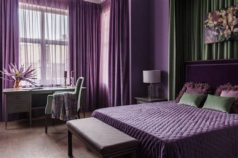 purple bedroom ideas purple bedroom design ideas stylish interiors and color 17508