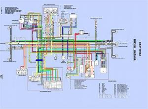 2001 Katana Wiring Diagram