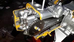 Engine Cutting Beat Esp