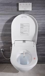 Bidet Toilette Kombination : toilet bidet combo japanese decor built in bidet toilet ~ Michelbontemps.com Haus und Dekorationen