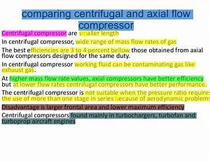 Chapter 3 centrifugal comp