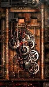 Steampunk Live Wallpaper Gears - Apps on Google Play