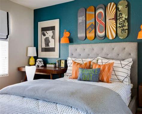 chambre d h e coquine chambre d 39 enfant mur bleu canard photos et idées déco de