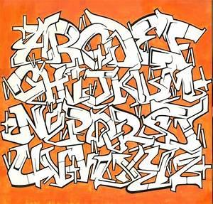 A B C Derp. by TheGraeOneOne | Grafitti Lettering