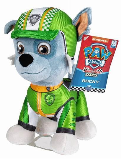 Psi Patrol Maskotka Rocky Rescue Race Ready