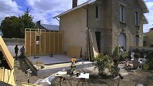 Photos Agrandissement Maison : extension agrandissement de maison lodge studio de jardin cube in life youtube ~ Melissatoandfro.com Idées de Décoration