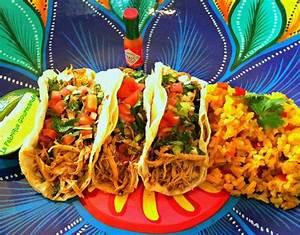 Recette Tacos Mexicain : recette tacos de poulet et riz mexicain 750g ~ Farleysfitness.com Idées de Décoration