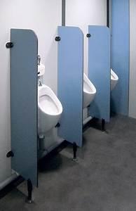 Panneau Stratifié Douche : s parations d urinoirs panneaux de douche habillage wc ~ Zukunftsfamilie.com Idées de Décoration