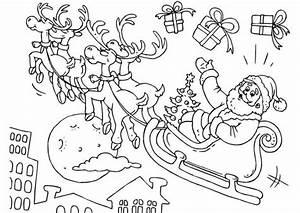 20 Ausmalbilder Zu Weihnachten Erfreuen Sie Ihre Kinder