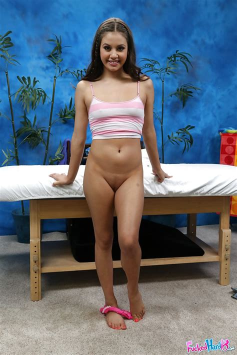 Cute Teen Babe Lucy Poses Non Nude Before Baring Tiny Tits