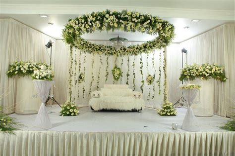 wedding christian stage  kerala wedding stage