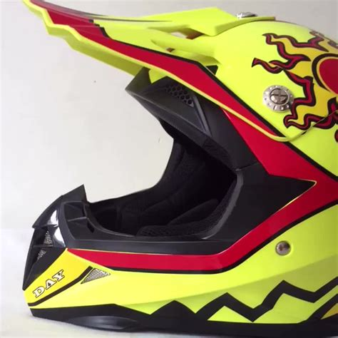 dot motocross helmet dot approved atv motocross helmet for kids casco
