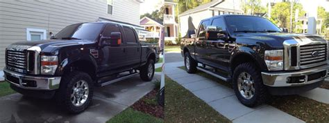 pics icon stage  leveling kit