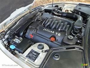 1998 Jaguar Xk Xk8 Convertible 4 0 Liter Dohc 32