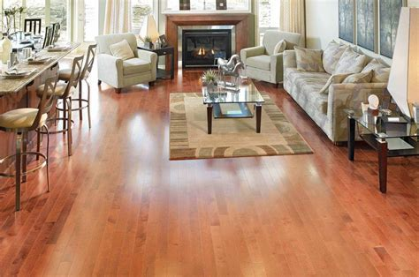 Mirage Admiration, Maple Cognac   Mirage Hardwood Floors