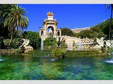 Le Parc de la Ciutadella le poumon de Barcelone