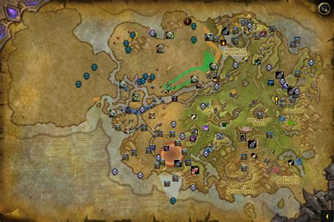Nagrand, leveling Guide (98-100) - Guides - Wowhead