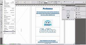 Design Grafis  Tips Print Booklet Adobe Indesign Cs5