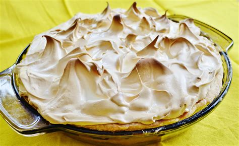 lemon meringue pie cooking from tundra to times square