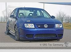 SRS Wide Fenders for VW MK4 Jetta without cut outs PG