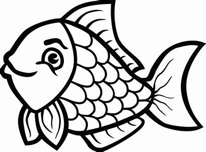 Fish Clip Clipart Fishing Line Drawing Transparent