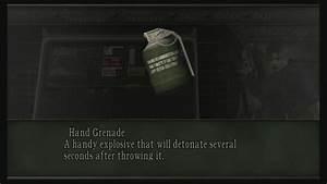 Hand Grenade - Resident Evil 4 Wiki Guide