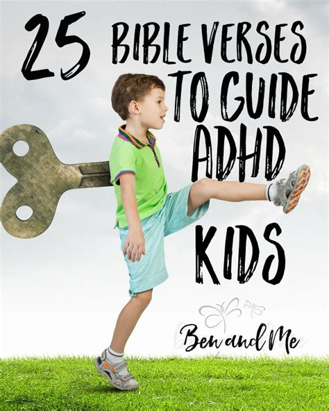 Bible Verses for Kids with ADHD