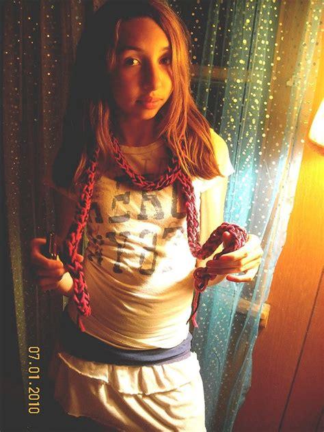 Pretty Punk Modeled By Nn Knitters On Deviantart