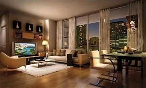 Elegant, Small, Apartment, Decorating, Ideas, 10