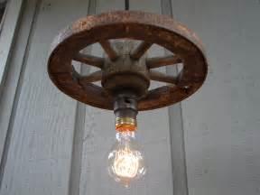 Vintage Rustic Farmhouse Lighting