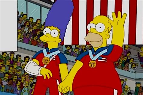 14 Times 'the Simpsons' Predicted The Future (photos