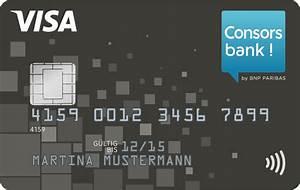 Visa Abrechnung Online Einsehen : consorsbank visa card mit girokonto dauerhaft kostenlose kreditkarte ~ Themetempest.com Abrechnung