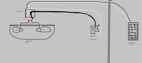 light fixture wiring diagram pixballcom