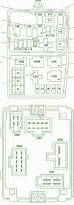 1998 Ford Contour Fuse Box Diagram  U2013 Auto Fuse Box Diagram