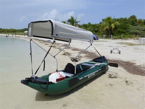 Diy Boat Bimini by White Boat Topic Canoe Bimini Top Diy