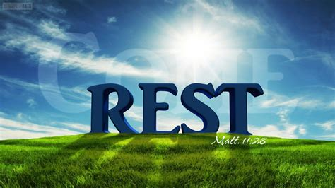 1 What Is Rest?  Quest For Rest
