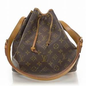 Louis Vuitton Petit Noe : louis vuitton monogram petit noe 35890 ~ Eleganceandgraceweddings.com Haus und Dekorationen