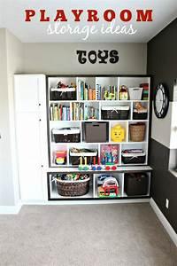 toy organization ideas playroom storage ideas kids