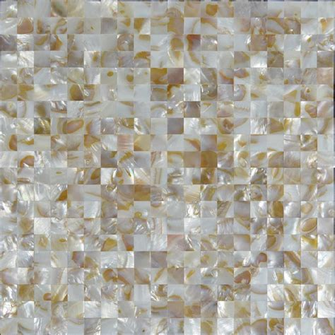 wholesale of pearl mosaic tiles seamless iridescent
