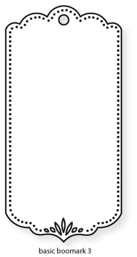 papertrey ink basic bookmark  die papertrey ink clear