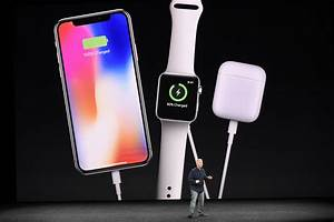 Apple Airpower Will Change Iphone X  Apple Watch Charging