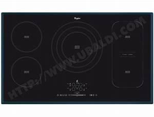 Plaque Induction Whirlpool : whirlpool acm795ba plaque induction pas cher ~ Melissatoandfro.com Idées de Décoration