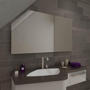 Beleuchtung Für Spiegel : arica badspiegel mit dachschr ge ohne beleuchtung online kaufen ~ Buech-reservation.com Haus und Dekorationen