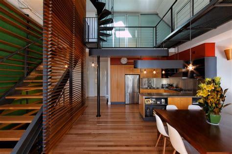 warehouse house andrew maynard s re envisioned warehouse studio home inhabitat green design innovation