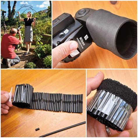 Diy Photography Hacks Boost Your Flash With Foam And