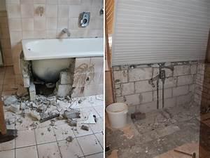 Badrenovierung Vorher Nachher : badezimmer selbst renovieren vorher nachher design dots ~ Sanjose-hotels-ca.com Haus und Dekorationen