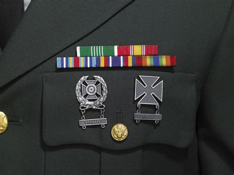 Wearing Military Medals On Civilian Clothes